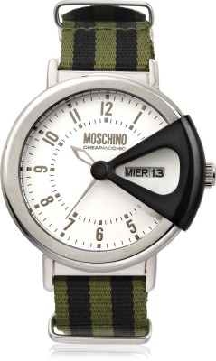 Moschino Moschino Up To Date Analog Watch (Multicolor)