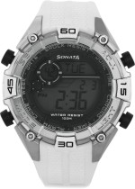 Sonata Wrist Watches 77026PP02J