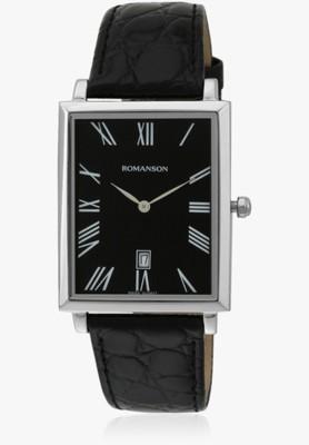 Romanson Wrist Watches Tl6522cmwbk