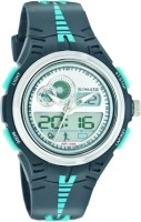 Sonata Superfibre Analog-Digital Watch  - For Men: Watch