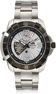 Orient Sporty Automatic Analog Watch   For Men Steel available at Flipkart for Rs.27160