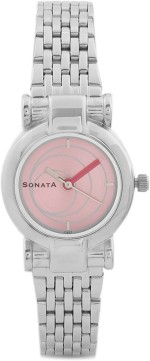 Sonata Wrist Watches 8944Sm01