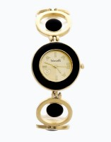 Telesonic Gci-028(Gold) Integrity Series Analog Watch  - For Women