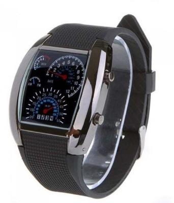 Wowzilla Wrist Watches Wowzilla Speedometer Digital Watch For Men