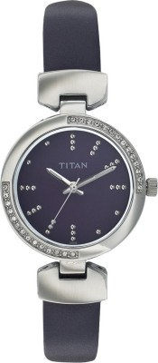 Buy Titan Purple Analog Watch  - For Women: Watch