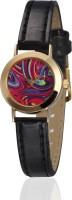 Yepme 68910 Emeza- Multicolor/Black Analog Watch  - For Women