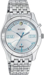 Sonata Wrist Watches 7067SM05