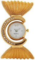 Narkha Gold Strap Analog Watch  - For Women