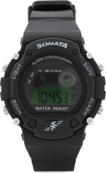 Sonata Wrist Watches 7982PP03
