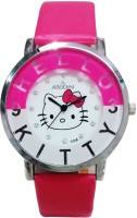 A Avon PK_85 White Analog Watch  - For Women