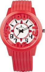 Lenco Wrist Watches CPLENCOAQUA14RED