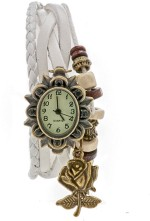 Crystal Collections Wrist Watches Ros WHT 12
