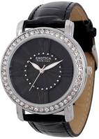 Exotica Fashions Ef-70-I-Black-Dm Dm Series Analog Watch  - For Women