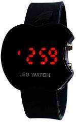 Givme Wrist Watches Givme Apple Shape LED Watch_For Boys & Girls Digital Watch For Boys, Girls