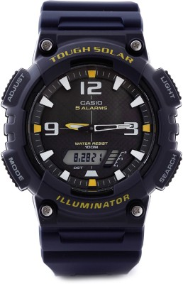 Casio AQ S810W 2AVDF Youth Analog Digital Watch   For Men available at Flipkart for Rs.3795