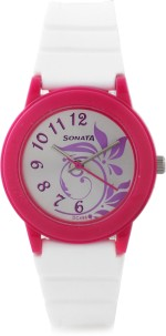Sonata Wrist Watches 8992PP04