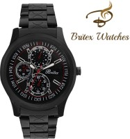 Britex BBT3111 DTB Ultimate Chronograph Pattern Analog Watch  - For Men, Boys
