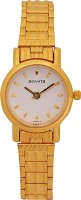 Sonata Hj25 Gold Plated Analog Watch  - For Women