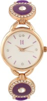 Excelencia CW-02-Purple Elegance Analog Watch  - For Women
