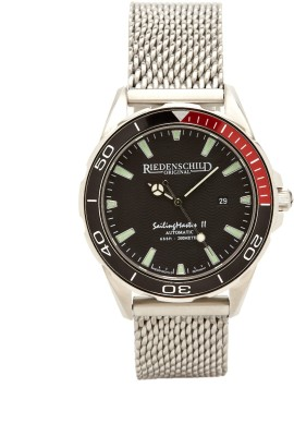 Riedenschild Analog Watch   For Men Steel available at Flipkart for Rs.34200