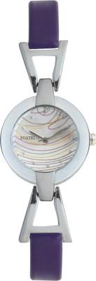 Fostelo FST-190 Rainbow Colors Analog Watch  - For Women