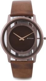 Titan Wrist Watches 1577QL01