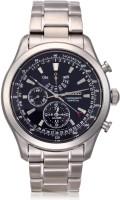 Seiko Chronograph Perpetual Analog Watch  - For Men - Silver