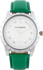 Invaders Wrist Watches 67031 Green