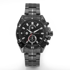 Halei HLBLK16516 Abacus Analog Watch  - For Men