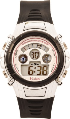 Vizion Wrist Watches 8515B 5BLACK