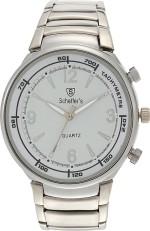 Scheffer's Wrist Watches SC WHT S K331