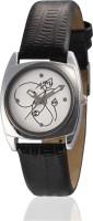 Yepme 71041 Emizy - White/Black Analog Watch  - For Women