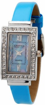 Exotica Fashions Wrist Watches EFL 54 Blue L