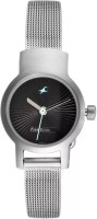 Fastrack Basics Analog Watch - For Women Silver