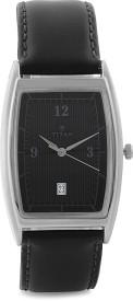 Titan 1640SL01 Karishma Analog Watch - For Men