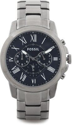 Fossil Fossil Grant Analog Watch (Grey)