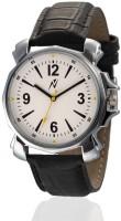 Yepme 72988 Eyok - White/Black Analog Watch  - For Men