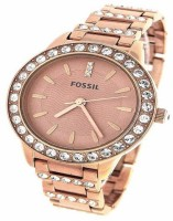 Fossil Es Series Analog Watch  - For Women - Rose Gold
