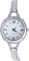 Super Drool ST2476_WT Shimmer Crystals Analog Watch  - For Women