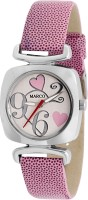 Marco MR-LSQ043-WHT-PNK Analog Watch  - For Women