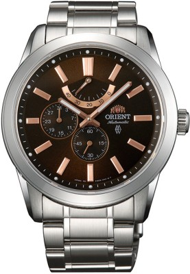 Orient Sporty Automatic Analog Watch   For Men Steel available at Flipkart for Rs.21950