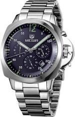 Megir Wrist Watches 3006 Black