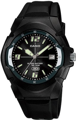 Casio A505 Enticer Analog Watch   For Men available at Flipkart for Rs.1230