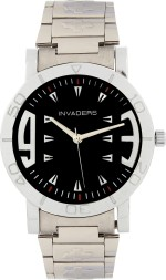 Invaders Wrist Watches 67074 SCBLK