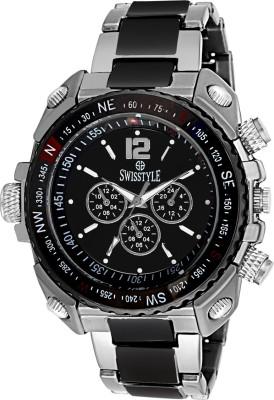 Swisstyle SS-GR607-CH Analog Watch  - For Men