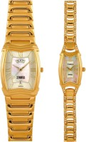 Timex PR114 Empera Analog Watch - For Couple: Watch