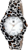 Excelencia CW25LeopardPrint Leopard Print Analog Watch  - For Women