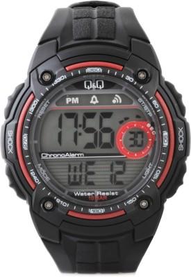 Q&Q Digital Watch   For Men Black available at Flipkart for Rs.990