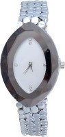 Super Drool ST2969_WT_SILVER Analog Watch  - For Women