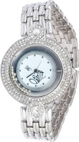 Super Drool ST2933_WT_SILVER Analog Watch  - For Women